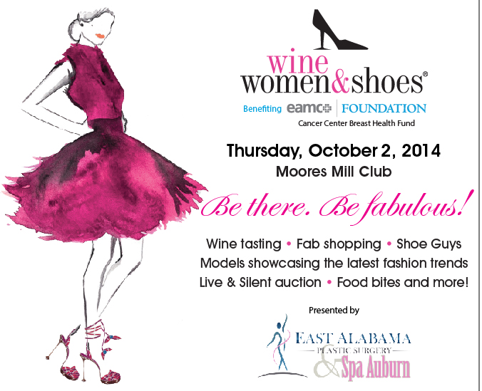 Wine women and shoes 2014